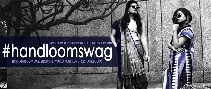 Handloom For Nation , Handloom For Fashion