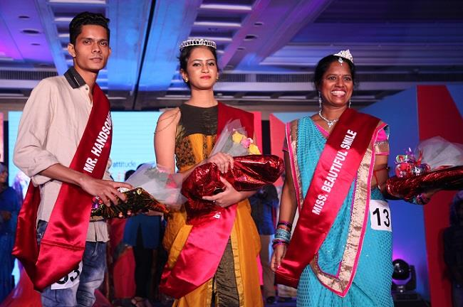 Amway Presents Attitude Shining Star Fashion Show in Chennai
