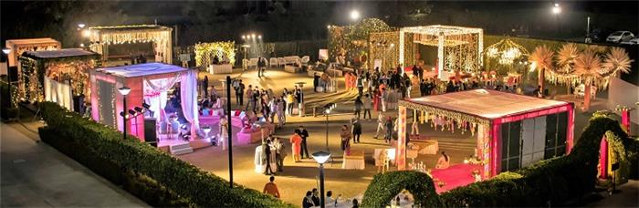 Four Points by Sheraton Brings in Mandap Pop Up 2.0