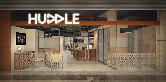 Huddle,