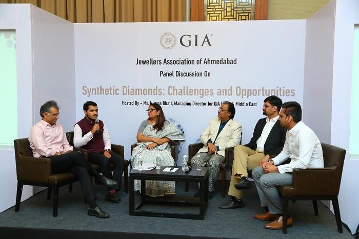 GIA India Holds Panel Discussion on Synthetic Diamonds ...