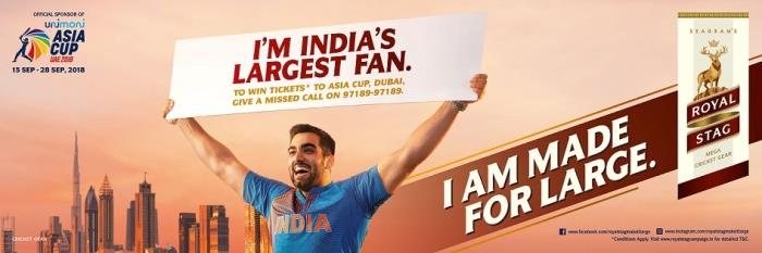 Image result for asia cup royal stag