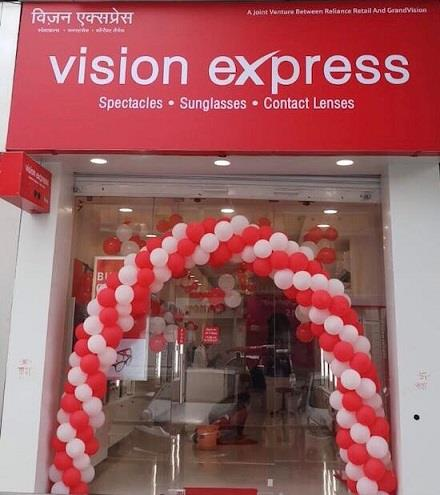 7ebd5758f5 Vision Express Launches its 15th Store in Delhi NCR