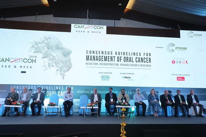 Cytecare Cancer Hospitals Launches CANCON 2019
