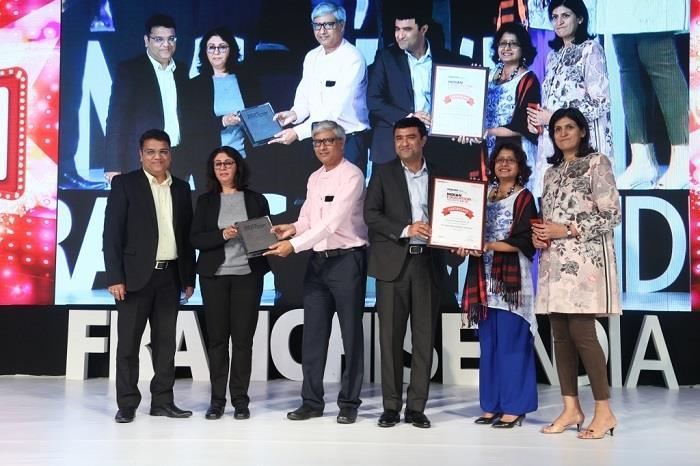 macmillan publishers india ltd was awarded the best k 12 education