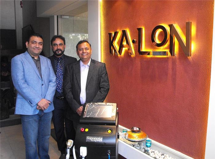 A US based Aesthetic Center Introduces an Upscale Skincare Brand Ka-Lon in Indian Market