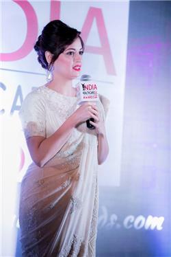 Bollywood Actress Dia Mirza Felicitates 65 Top Achievers at India
